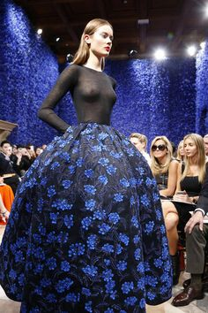 Dior Couture Fall 2012