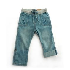 Jeans fans will love the casual cool style of a - WEEK- END A LA MER Kids Jeans  http://www.zazajo.com/jeans-used-look.html
