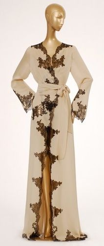 17d1f0dc6fb6c Carine Gilson lingerie - I think this robe is in the 007 movie Discount  Lingerie