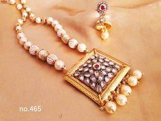 Shopo.in : Buy Kundan Polki Necklace Set Ethnic online at best price in Ghaziabad, India