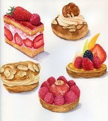 """Résultat de recherche d'images pour """"dessert illustration"""""""