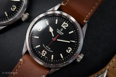 Hands-On With The Tudor Heritage Ranger (Live Photos, Full Specs, Official Pricing) — HODINKEE - Wristwatch News, Reviews, & Original Stories
