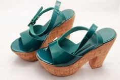 Ladies' sandals and the modern women