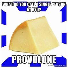 BYU memes single in Provo Church Memes, Church Humor, Lds Memes, Funny Memes, Hilarious, Mormon Jokes, Saints Memes, Later Day Saints, Christian Memes