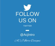 Follow us on Twitter @AcjIntro Follow Us On Twitter, Twitter Sign Up, Digital Marketing Business, What Is Your Goal, You Loose, Business Networking, Starting Your Own Business, Always Remember, Seo