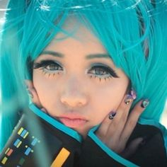 1000 images about cosplay hatsune miku on pinterest