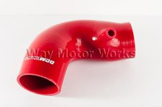DDMworks Intake Hose for 2002-2006 R53 MINI Cooper S, and 2005-2008 Cabrio S with manual transmission only. If your looking to dress up your engine compartment a little and already have an aftermarket intake this hose is what you want. It is smoother and more durable than the stock hose. <br /> <br />Will NOT fit Automatic transmission cars. <br /> <b...