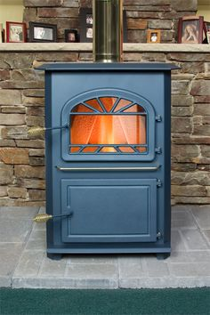 Leisure Line Coal Stoves -