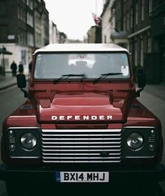Land Rover Defender TD4 110CSW