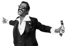 """Samuel George """"Sammy"""" Davis Jr (December 8 1925 - May 16 1990) Read my article at http://www.infobarrel.com/Ten_Famous_People_Who_Were_Exhumed_and_Then_Buried_Again"""