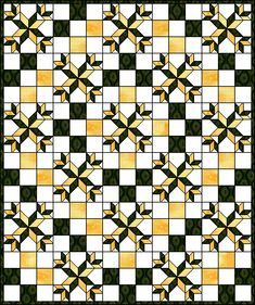 Lemon Star - Page 3 - pattern here