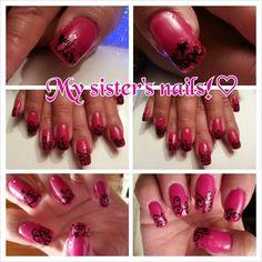 Love & hope! My Nails, Nail Art, Nail Arts, Nail Art Designs