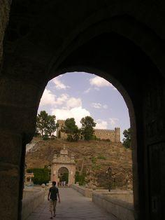 Toledo walls (Spain)