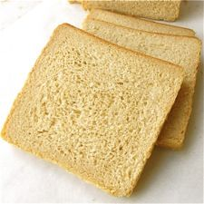 A soft sandwich-type loaf, tender, high-rising, and 100% whole wheat.