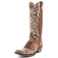 Unique Cowgirl Boots - Cr Boot