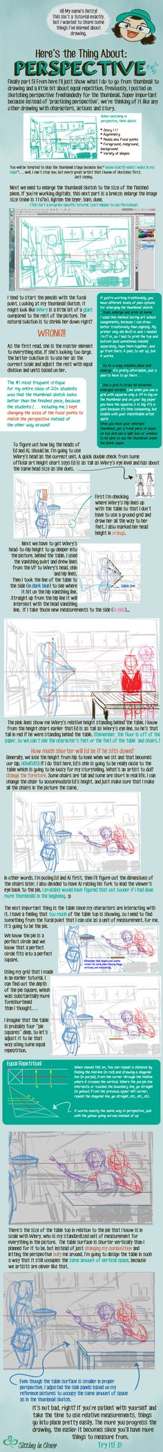 05 Here's the Thing About 1pt Perspective by betsyillustration on DeviantArt