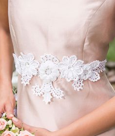 Stunning Bridal Belt