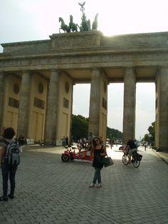 Bradenburg Gate, Berlin, 2012