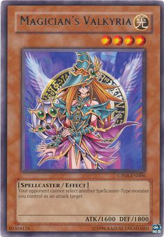 Magician's Valkyria is a grade from dark magician girl