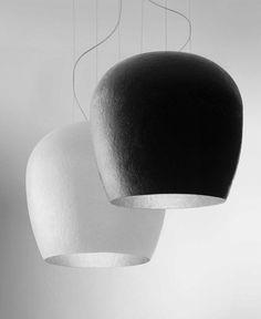 Hand Mand Fiberglass Outdoor Lamp | lighting . Beleuchtung . luminaires | Design: Sandro Santantonio | Lucente |