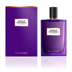 Molinard ~ Vanille Patchouli ~ Delicate and racy