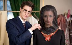 Rival Yves Saint Laurent biopics spark row in France - Telegraph