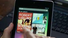 Google's Nexus 7 Takes on Amazon's Kindle Fire
