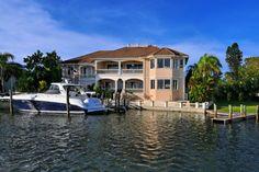 Florida Waterfront Estate in Nokomis.