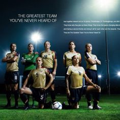 The FIFA Women's World Cup is on in China, and the Nike-sponsored U. team doesn't enjoy the notoriety of, say, Brandi Chastain after her victory shirt removal during the 1999 U.-held version of this event. Nike Outfits, Casual Outfits, Eagles, Nike Ad, Basketball Skills, Soccer Quotes, Nike Soccer, Soccer Usa, Nike Roshe Run