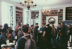 This month we had the opportunity to attend DiBi London, a one day conference for creative designers and coders.