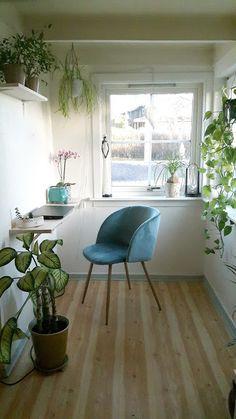 Työnurkkaus - Home office corner