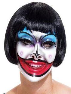 Fancy Clown Faces – Storm Mask List