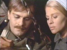 "Omar Sharif & Julie Christie in David Lean's ""Doctor Zhivago""  http://content.internetvideoarchive.com/content/photos/003/000014_36.jpg"