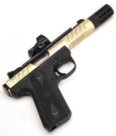 Real Guns - Ruger's 22/45 LITE