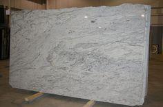 Love the River White Granite for the kitchen #LGLimitlessDesign #Contest