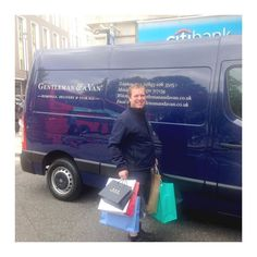 The winner of our Royal Hamper prize draw has one pretty AMAZING delivery on their way over to them today  thanks to #gentlemanandavan by tatleruk