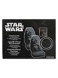 HOTTOPIC.COM - Star Wars Darth Vader Car Kit