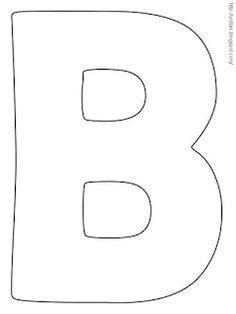 Yolitas Decoraciones   Moldes de letras para colorear - Alfabeto - Abecedario en español  Molds of letters to color - Alphabet - Alphabe...