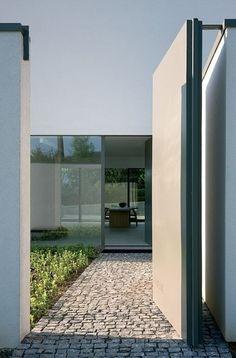 Architecture Beast: Door designs: 40 modern doors perfect for every home… Door Design, Exterior Design, House Design, Design Art, The Doors, Windows And Doors, Architecture Details, Interior Architecture, Casa Patio