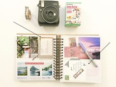 TRAVEL TIME CAPSULE WITH INSTAX FUJIFILM — JetSetAway