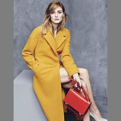 Check out my new @maxandco campaign on OliviaPalermo.com Thank you @eriktorstensson for another great season !  #goodteamwork #shotinLondon  @models_1uk by oliviapalermo