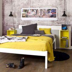 Chambre Ado Gris Rouge Moderne Chambre Ado Pinterest