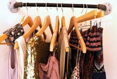 closet corner rack