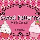 Valentine's Day: Patterns Math Center This pattern center has a Valentine's Day theme.   $