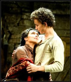 Robert Sheehan and Ruth Negga (2011) The Playboy of the Western World