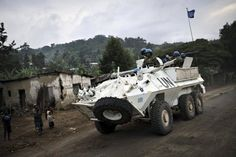 GOMA, DR Congo: The Democratic Republic of Congo's military on Thursday shelled positions it believed were held by mutineers who have been fighting the army in the country's east, a military source said.    The army fired heavy artillery from tanks int ...