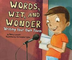 I love this book! I have used it for the last two years when beginning my Poetry genre study.