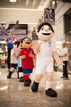 Dubai Football Players - UAE