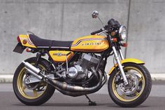 KAWASAKI 750SS '72