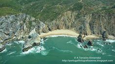 A Terceira Dimensão - Fotografia Aérea: Praia da Ursa
